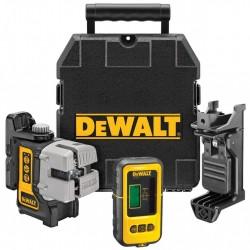 DᴇWALT kit laser dw089+ricevitore/rilevatore de0892